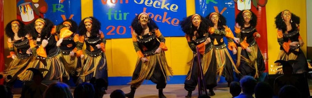 Tanz der Kongofrauen 2015