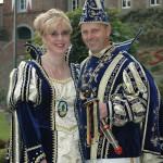 Prinzenpaar 2007 Udo und Andrea