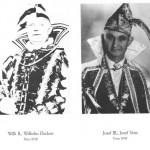 Prinzen 1938 und 1939