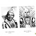 Prinzen 1972 und 1973