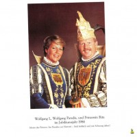 Prinzenpaar 1986